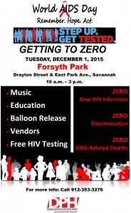Microsoft Word - World AIDS Day Flyer.15